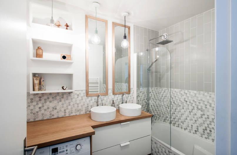 фото маленькой ванной