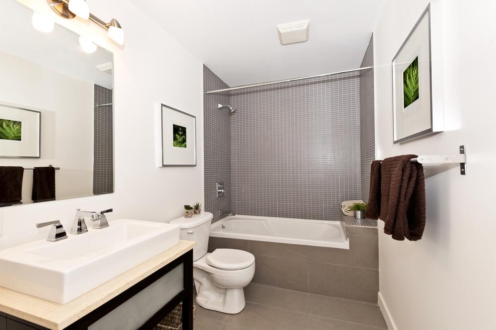 ванный комната стиль
