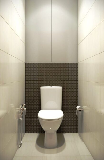 красивый туалет
