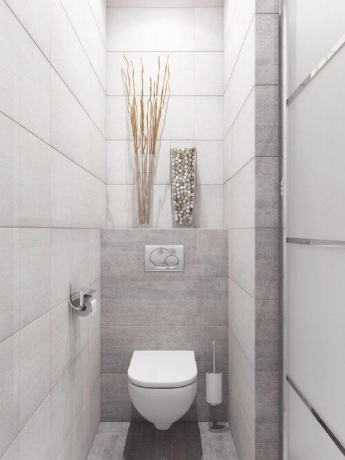 дизайна туалета