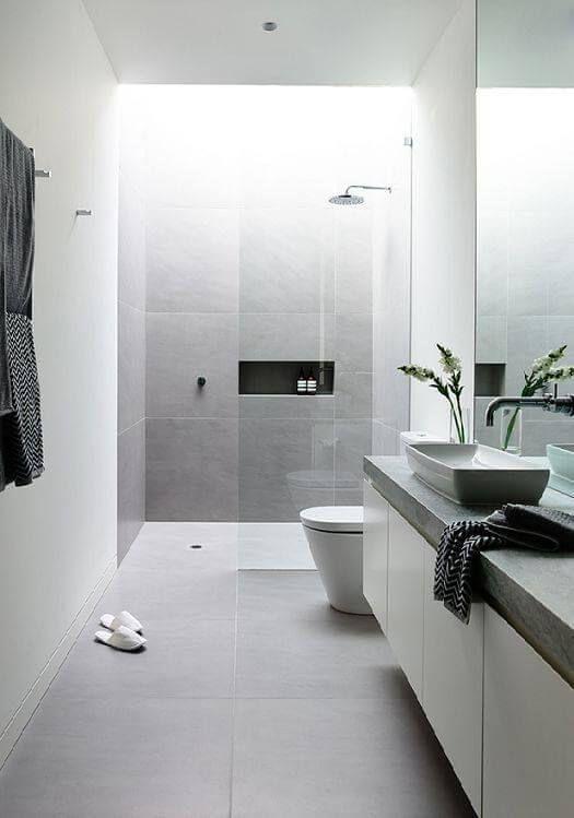 плитка в стиле минимализм +для ванной