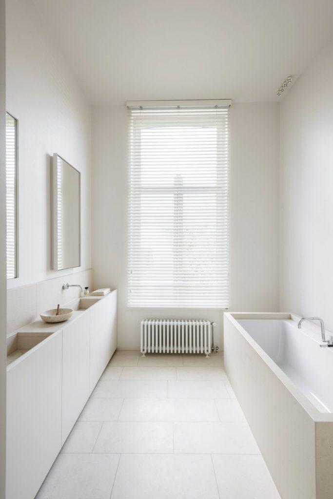 ванна дизайн минимализм стиль