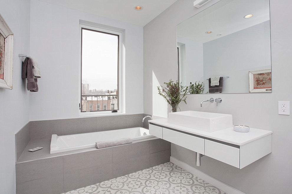 как проще сделать ремонт в ванной