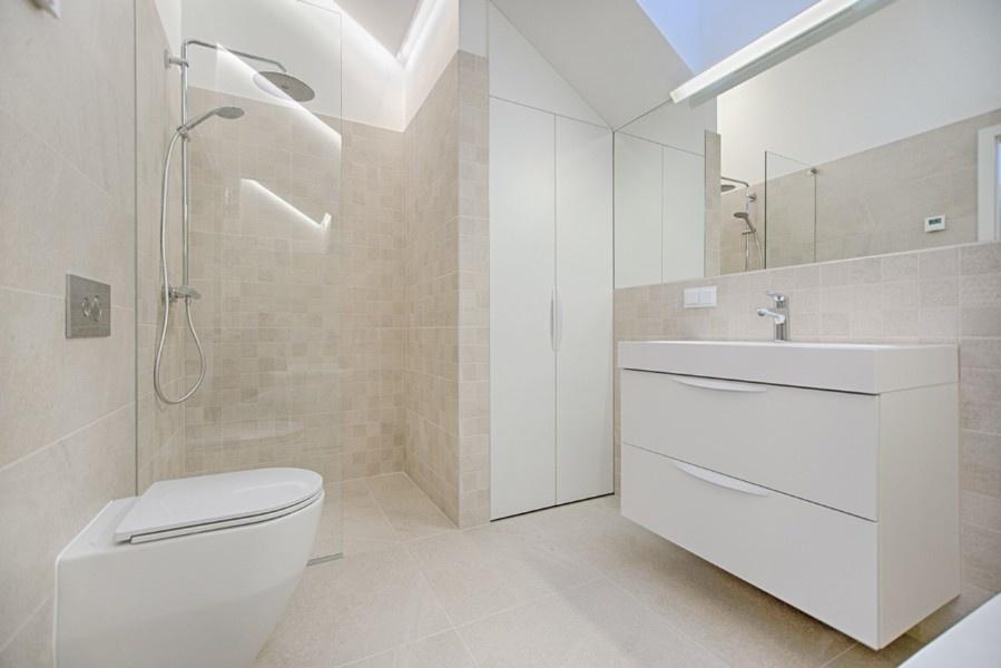 ванная комната в скандинавском стиле 4 метра
