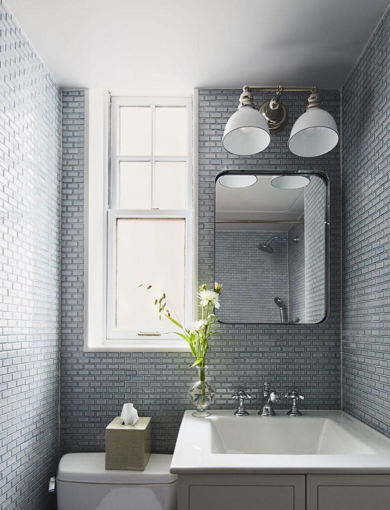 как сделать ванную без плитки