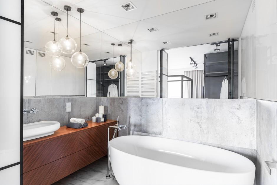 фото ванных комнат лофт