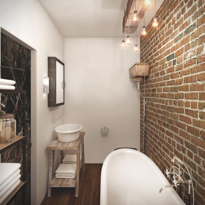 мебель для ванной лофт