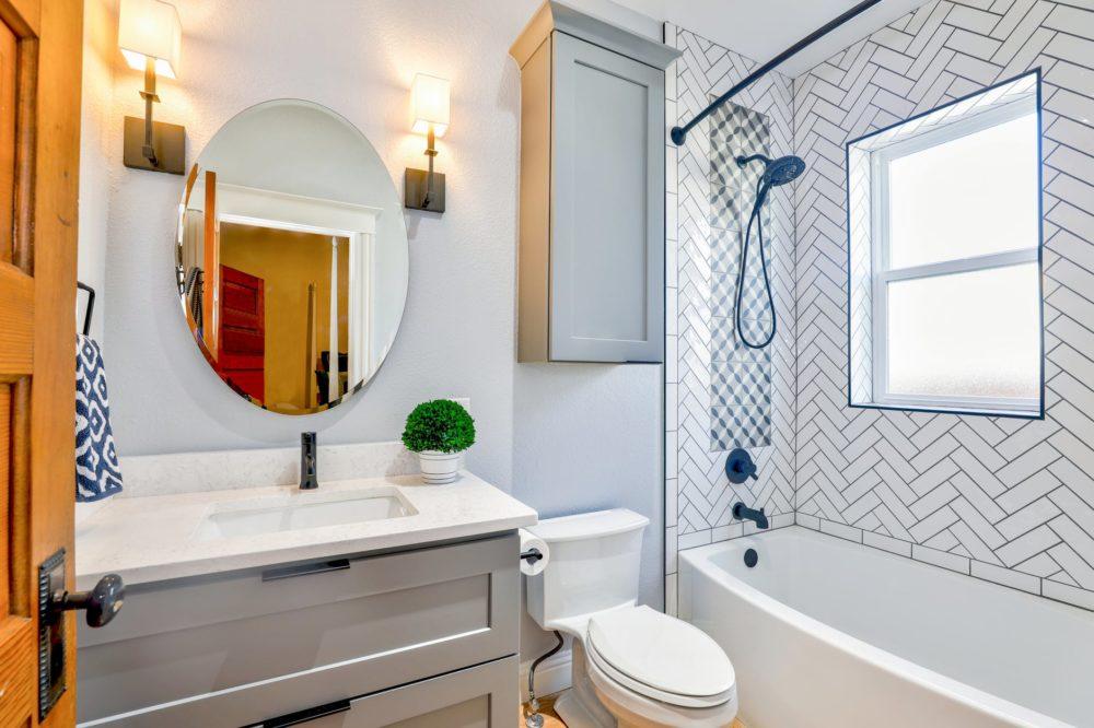 стоимость ремонта ванной комнаты под ключ