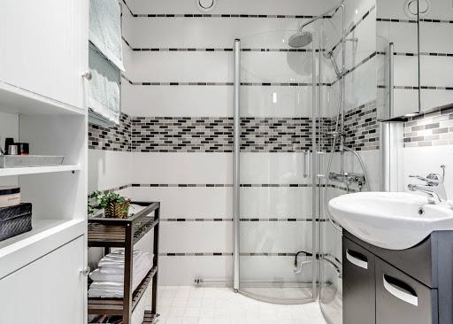 дизайн ванной комнаты без стиральной машины