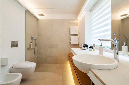 дизайн ванной комнаты фото современные идеи