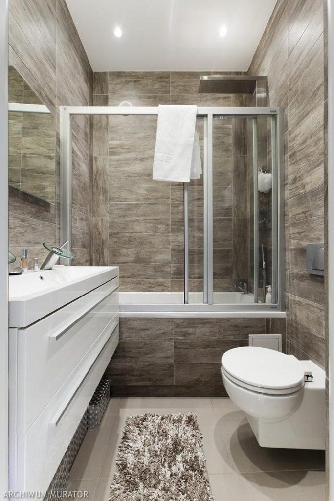 укладка плитки маленькой ванной