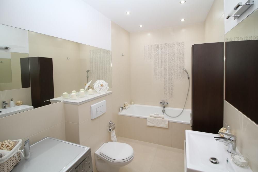 делать ремонт ванной комнаты