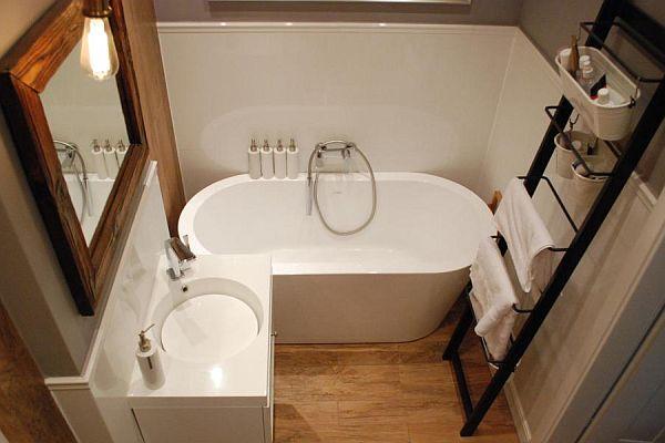 ремонт ванной без материалов