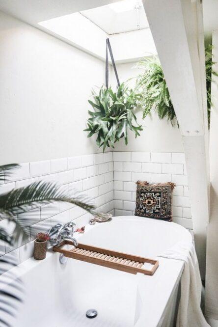 как преобразить ванную комнату без ремонта