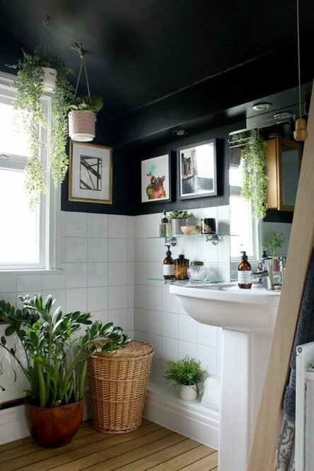 как освежить ванную комнату без ремонта