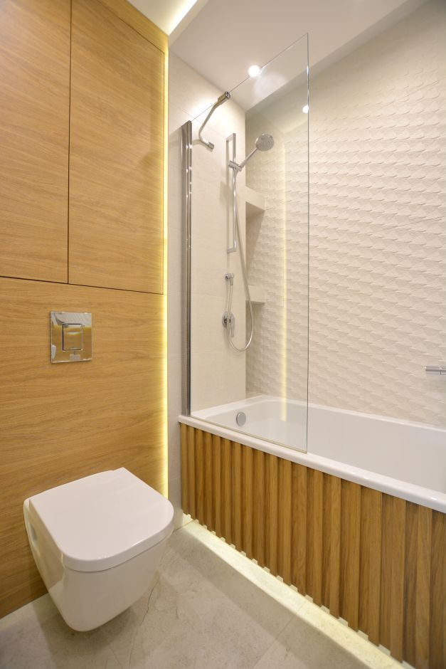 материал для стен в ванной