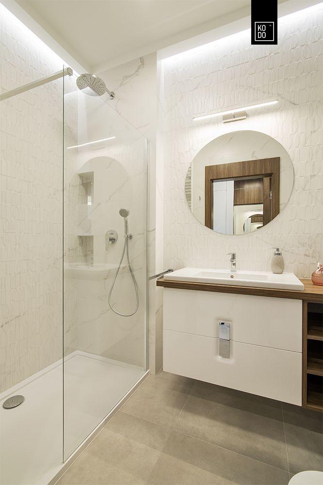 фото ванной комнаты с душевой кабиной