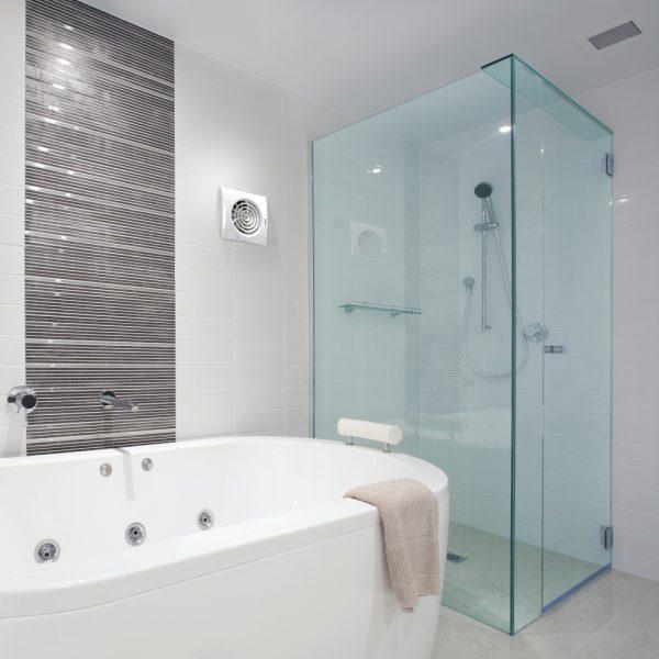 ванна вытяжной вентилятор