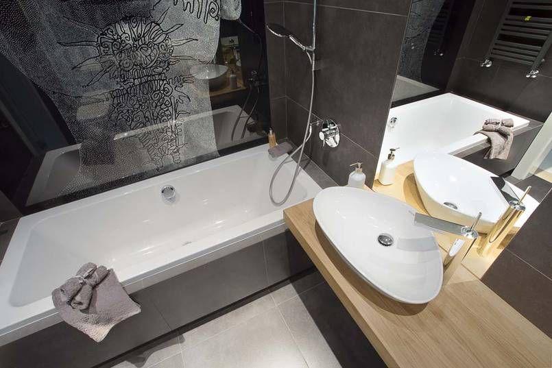 чем отделать стены в ванной