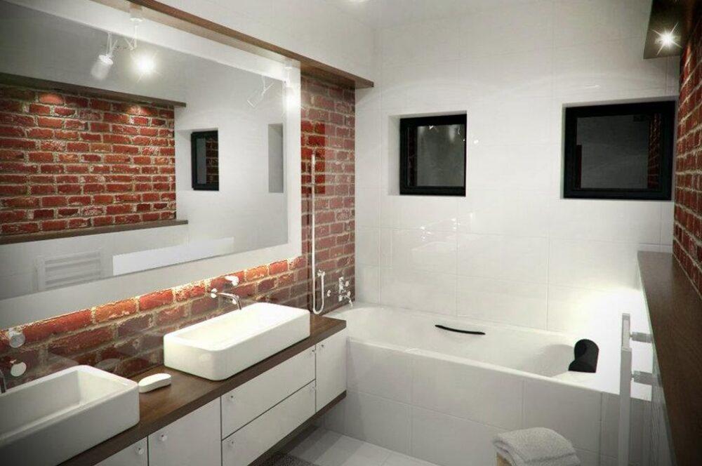 ванная плиткой фото маленьких ванн