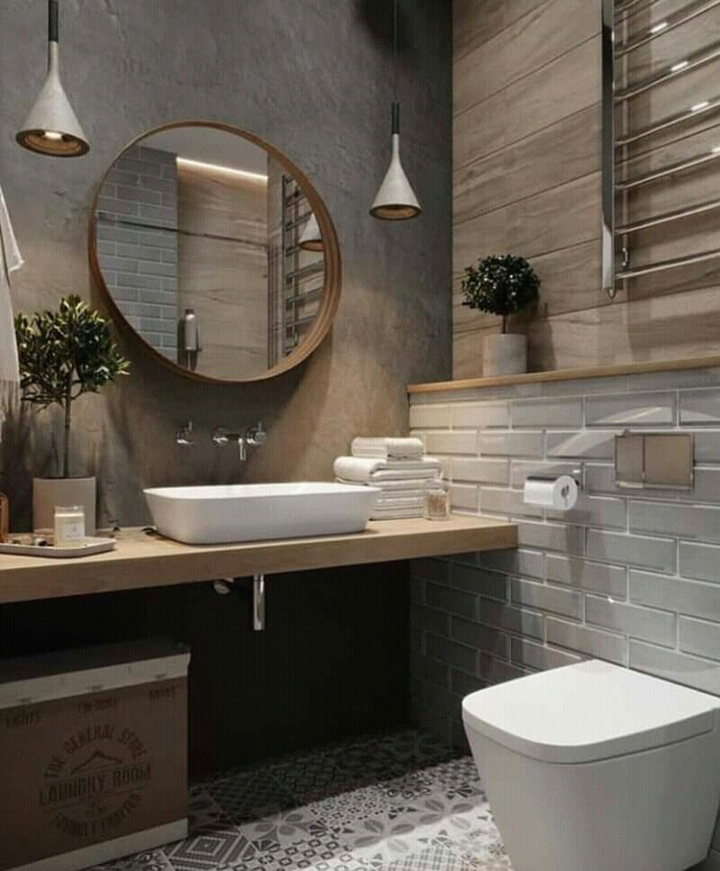 светильник в ванную фото