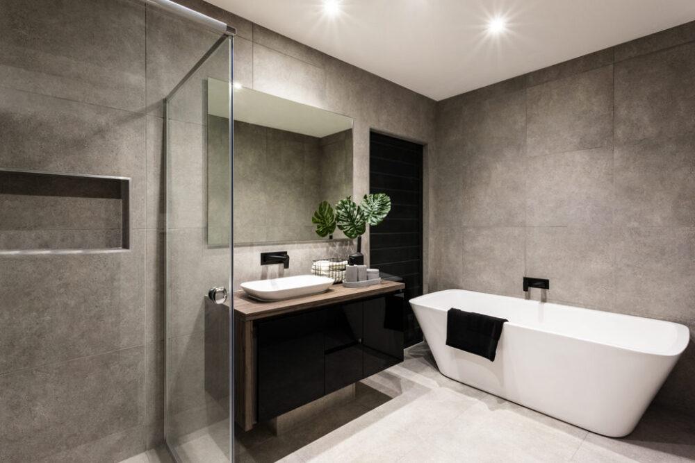 лучшая матовая плитка для ванной