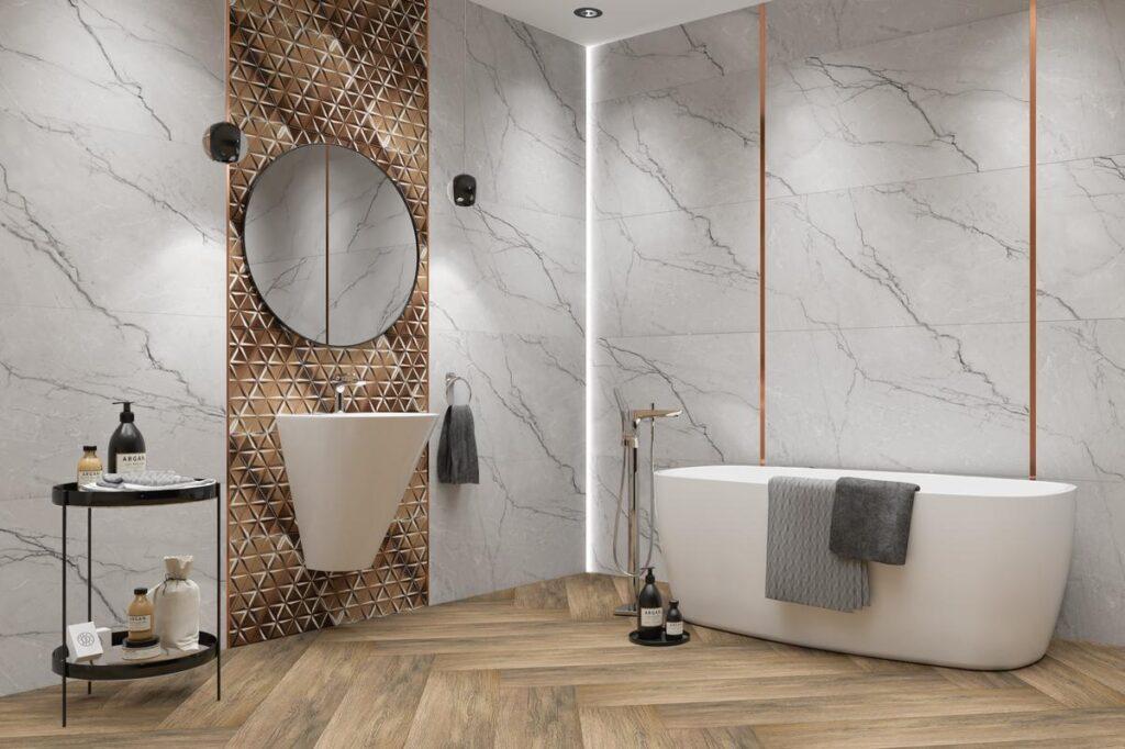 фото модных ванных комнат