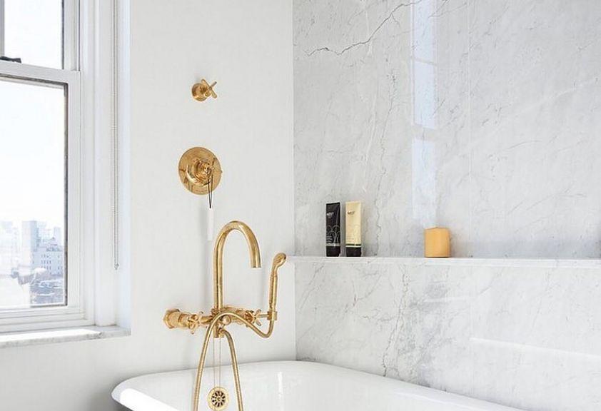 ванна литьевой мрамор