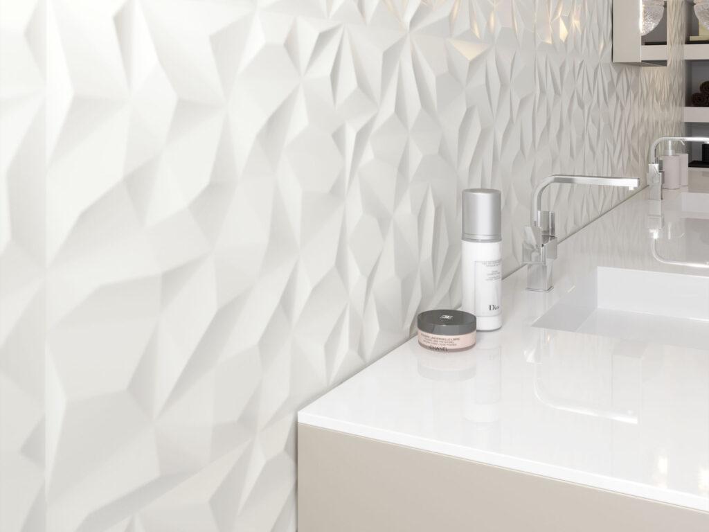 модная современная ванная