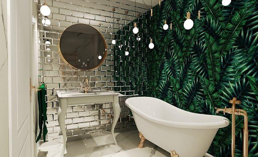 модные тенденции ванной комнаты