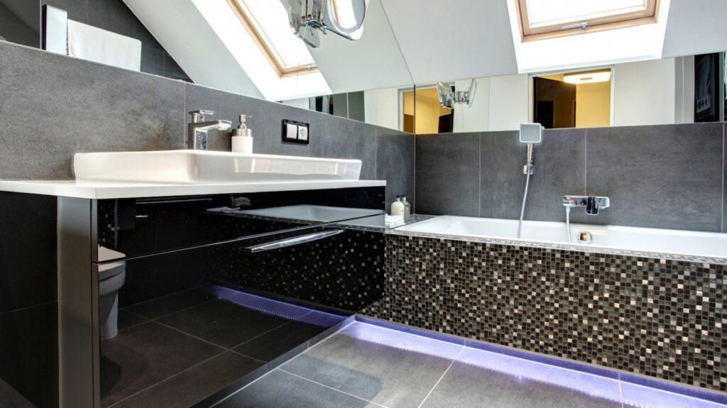 фото современной ванной