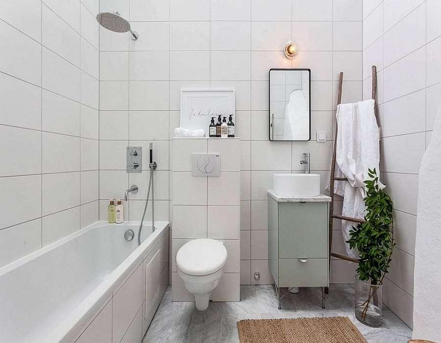 светильник для ванны над зеркалом