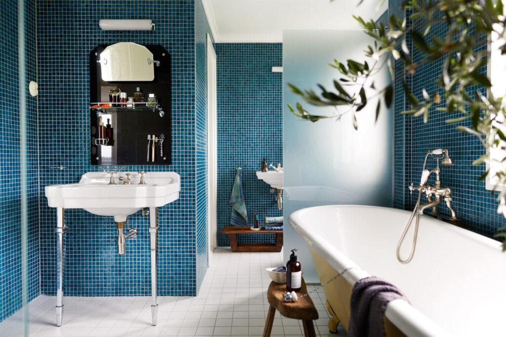 стиль ванной комнаты