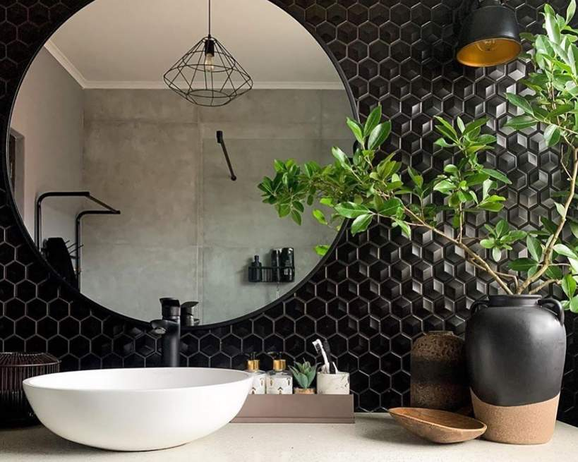 ванная комната тренды 2021