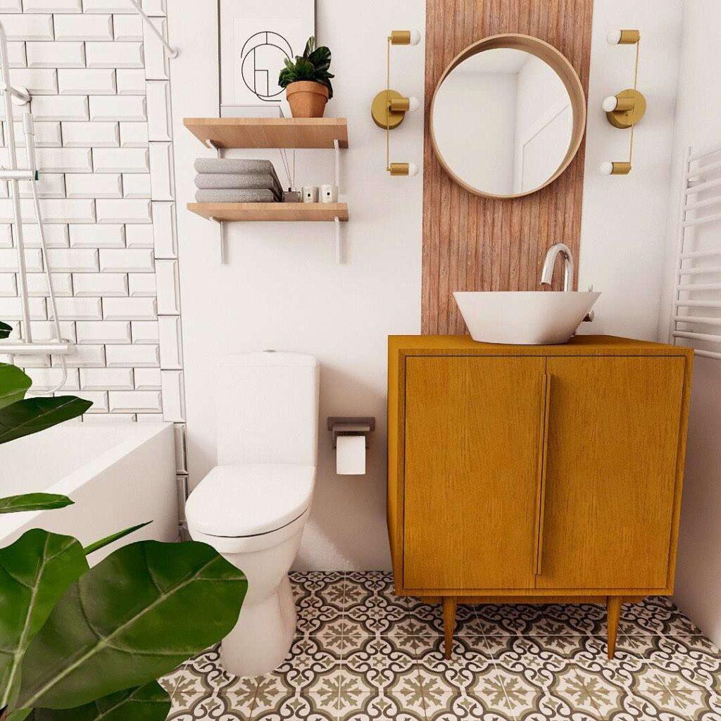 леруа мерлен ванная комната