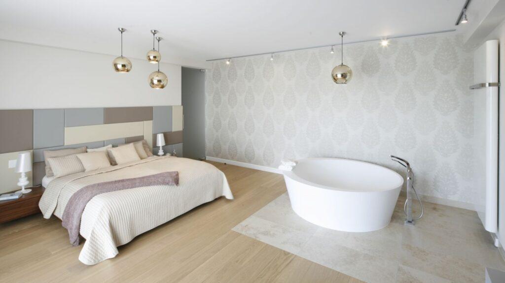 ванная комната ванна под ключ