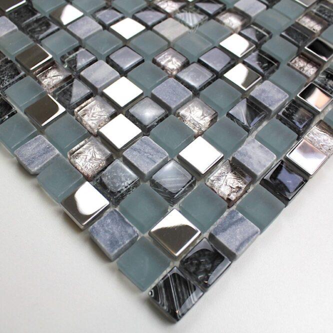 ванна плитка под мозаику