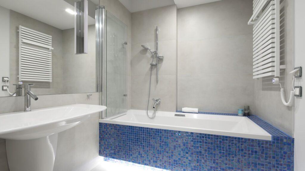 ванная мозаика