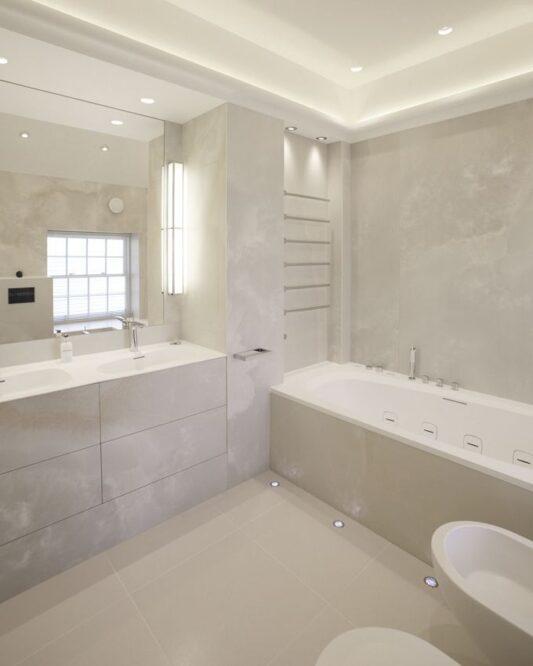 светильник светодиодный влагозащищенный для ванной