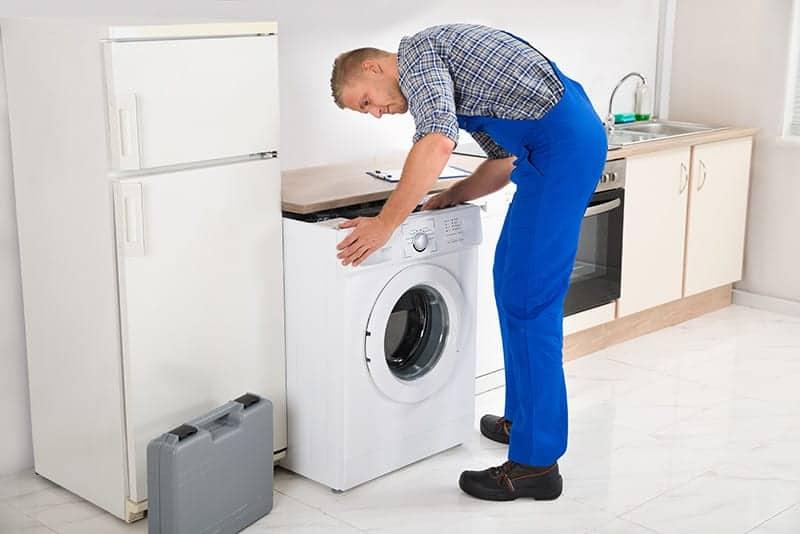 подключение стиральной машины +к канализации
