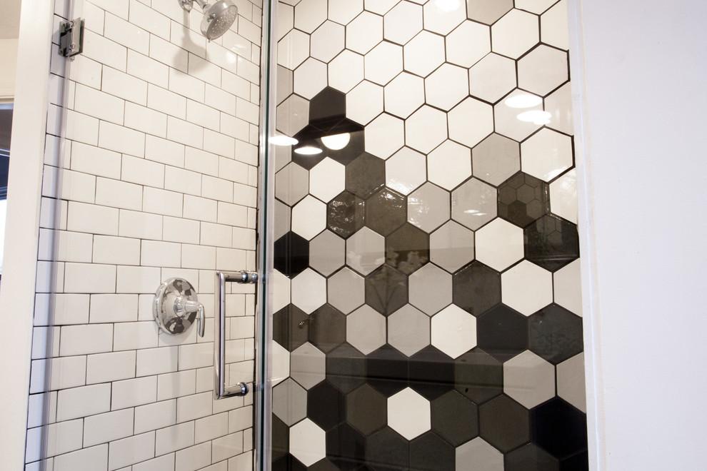 шестиугольная керамическая плитка