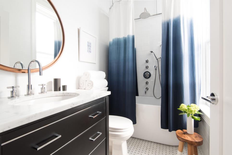 фото ванной в современном стиле