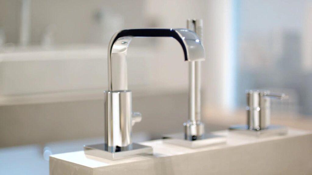 недорогие смесители для ванной
