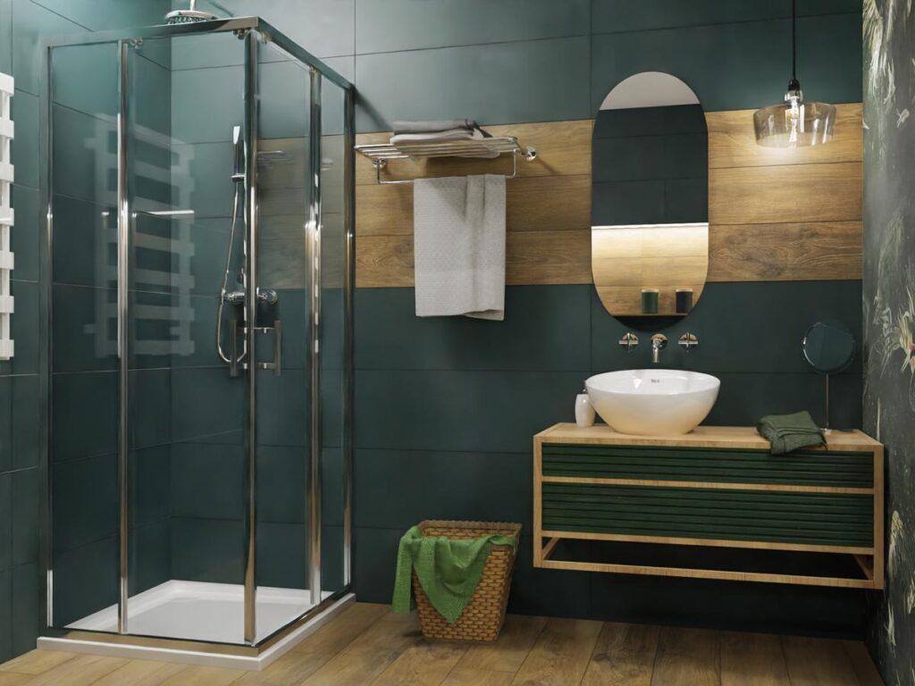 современная ванная фото