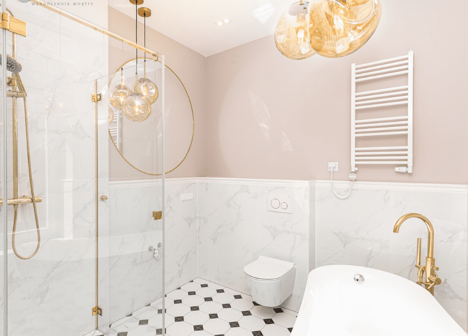 современные туалеты с ванной