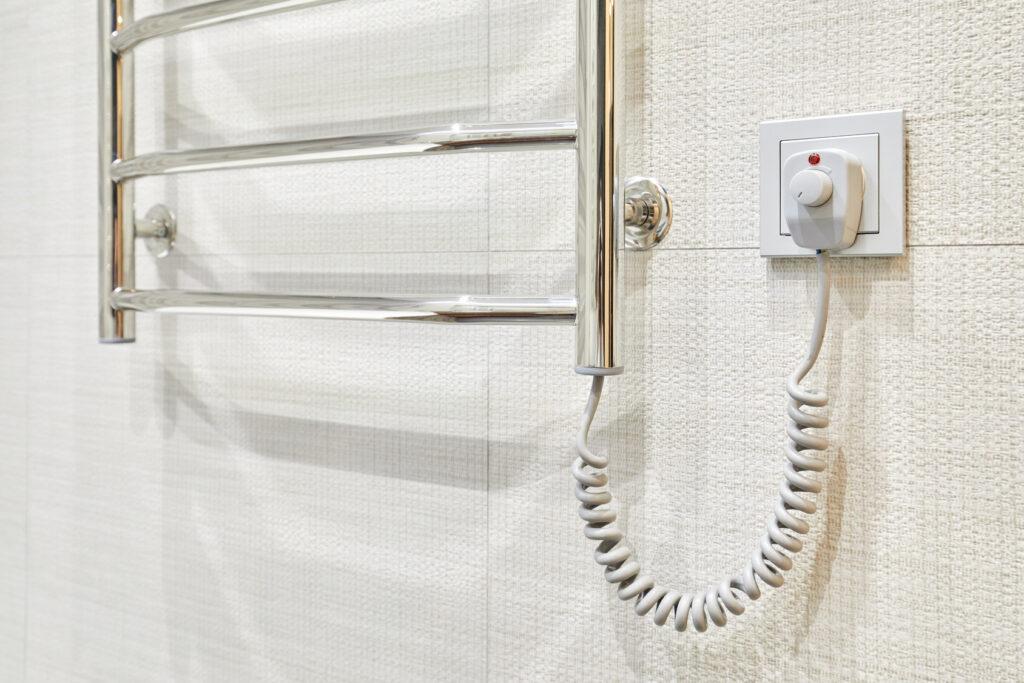 радиатор отопления в ванную комнату