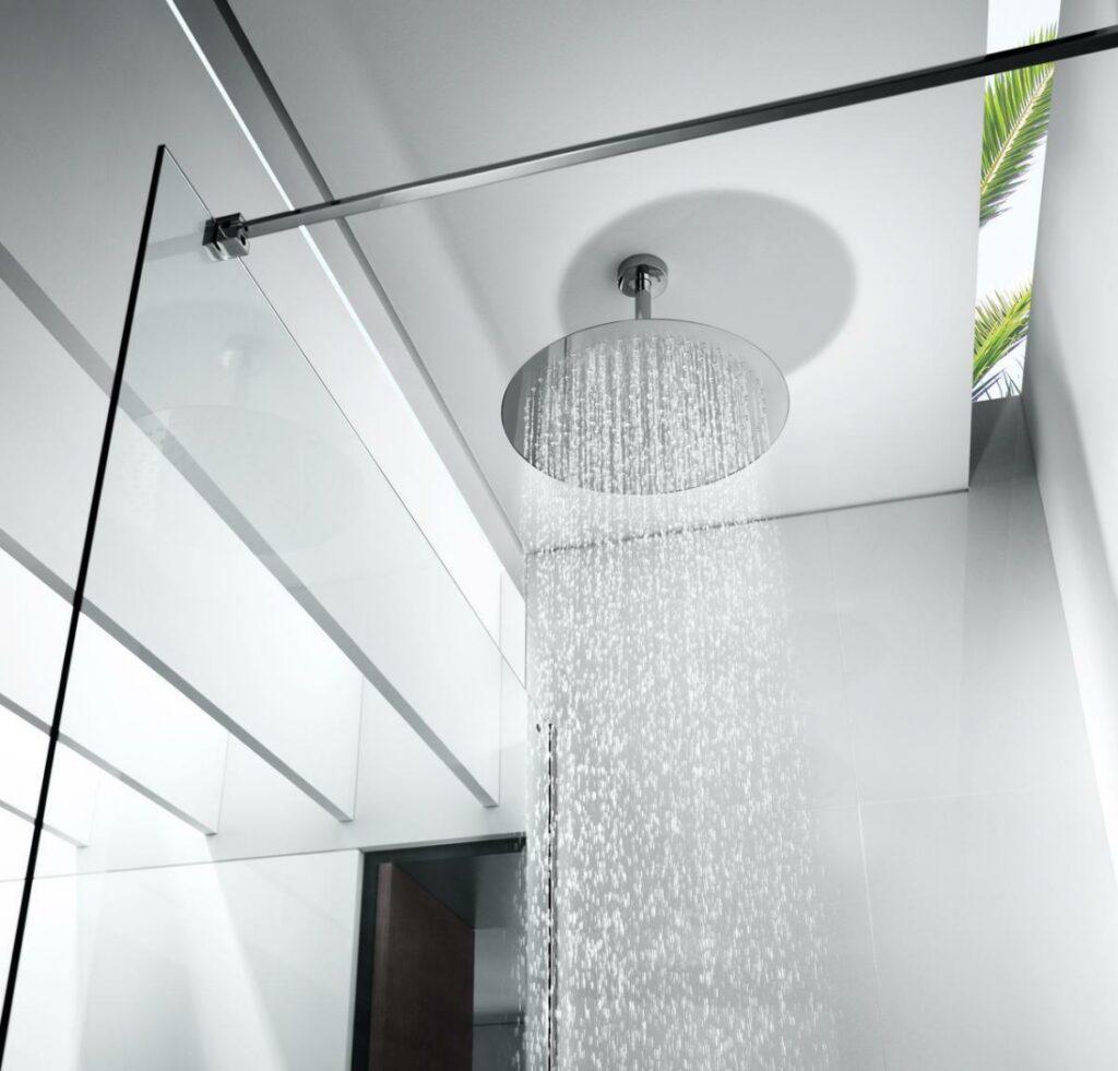 встраиваемый тропический душ